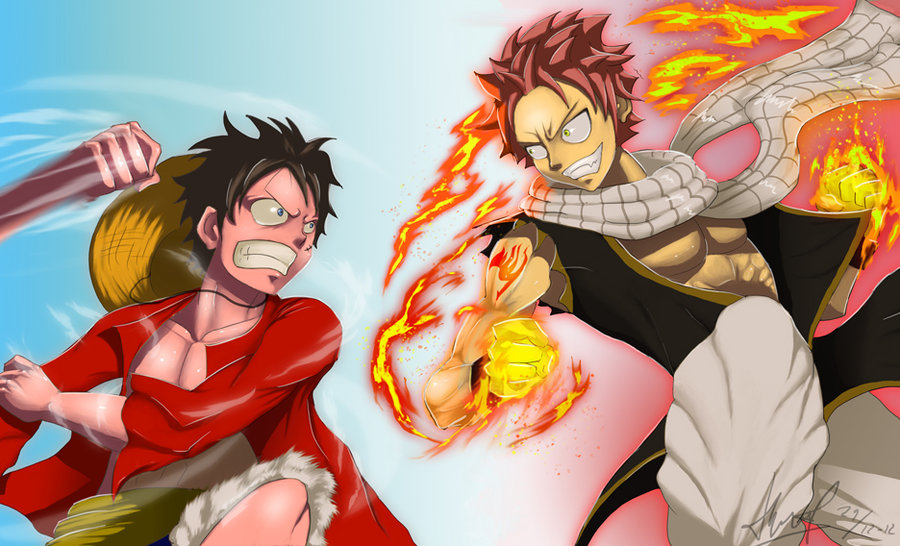 You can also upload and share your favorite goku naruto luffy wallpapers. Natsu and Luffy - Anime Debate Fan Art (35970364) - Fanpop