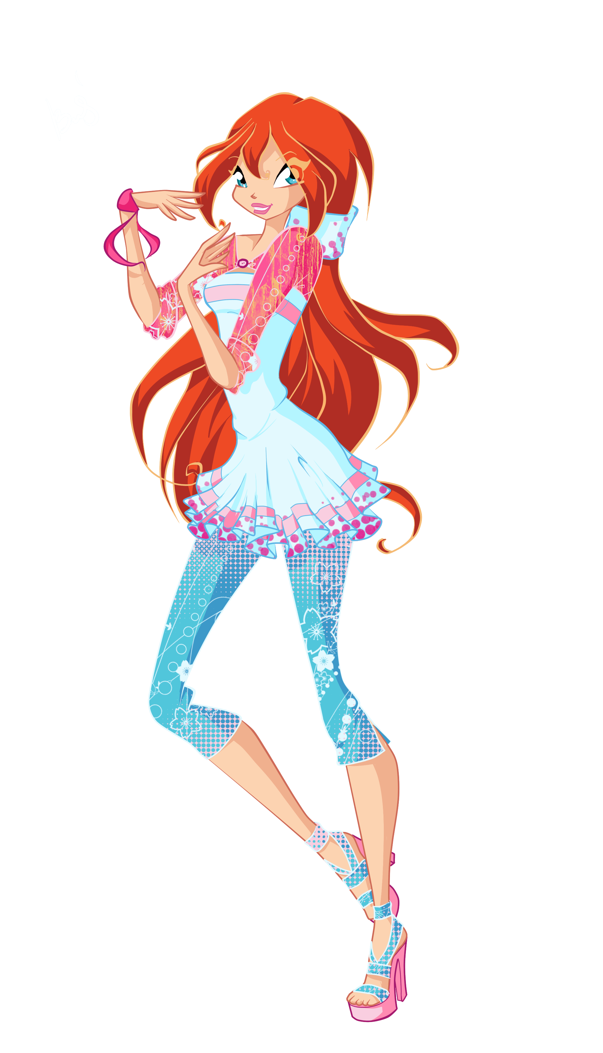 The Winx Club Images Bloom HD Wallpaper And Background