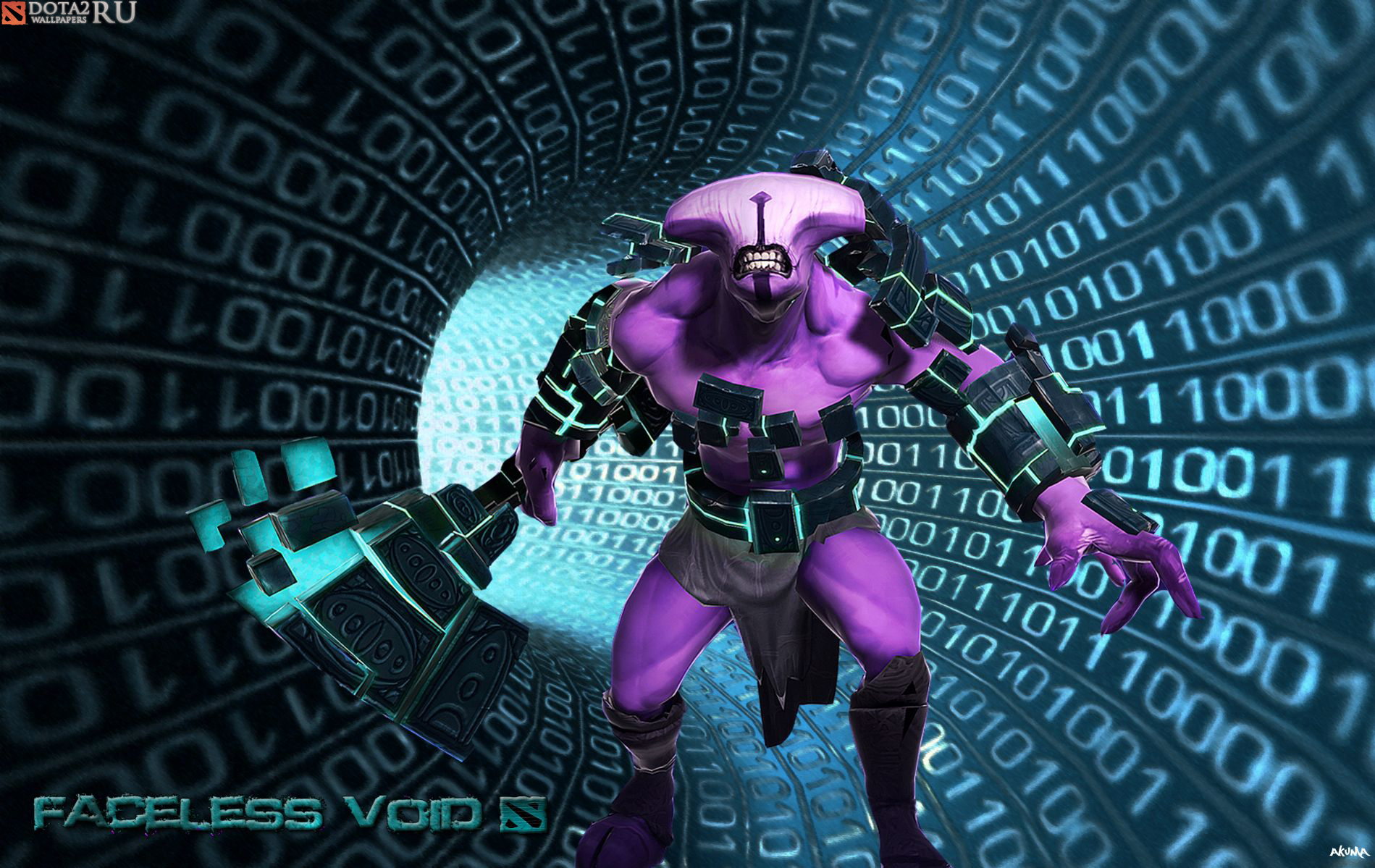 Dota 2 Images Faceless Void Update Splash Wallpaper HD Wallpaper And Background Photos 36653463