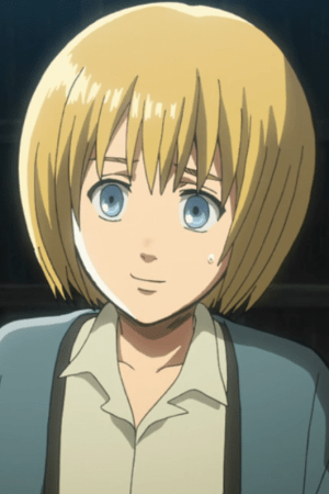 Image result for armin arlert