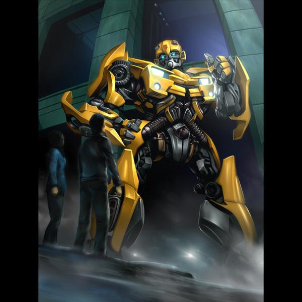 Bumblebee The Transformers Fan Art 36937176 Fanpop