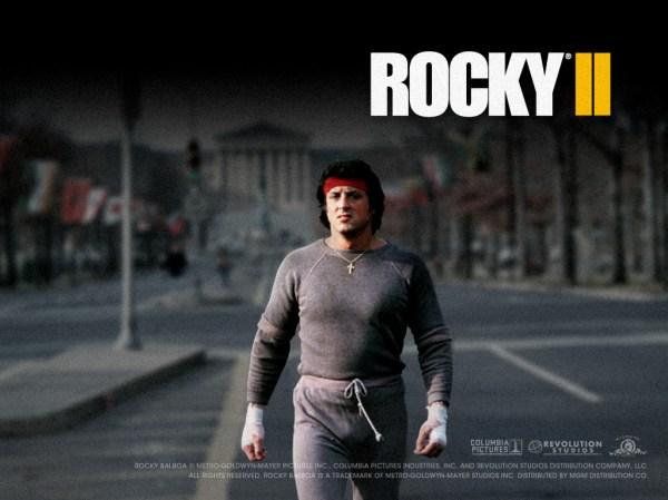 Rocky 2 - Rocky Photo (37117176) - Fanpop