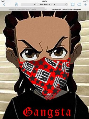 Thug Gangster Cartoon Draw