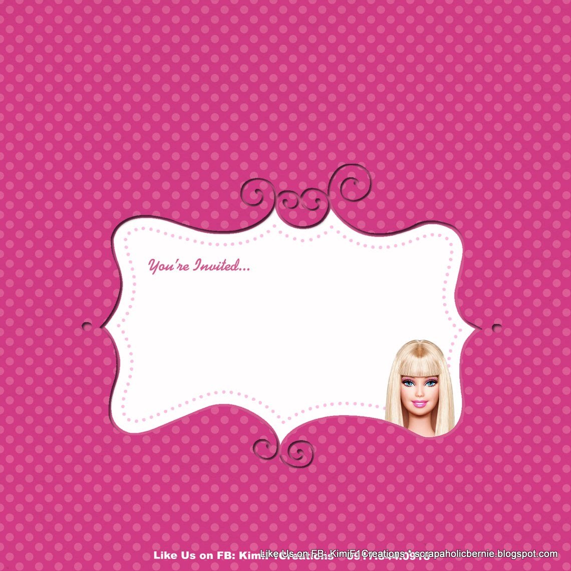 barbie your invited barbie foto 37290982 fanpop