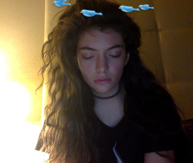 Lorde Images Webcam Pics Of Lorde Hd Wallpaper And Background Photos