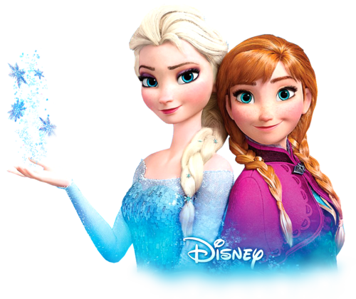 Image result for anna and elsa