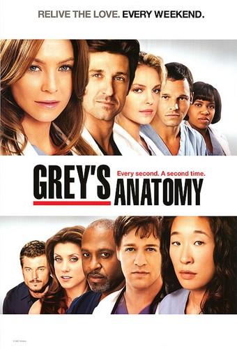 Grey's Anatomy images season 1 poster HD wallpaper and ...