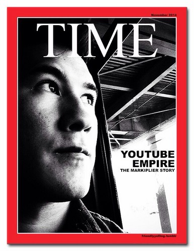 Markiplier images [Fake] Time Magazine Covers feat ...