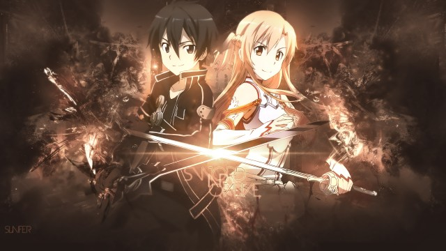 Otakus Unite Images Sword Art Online Hd Wallpaper And Background Photos