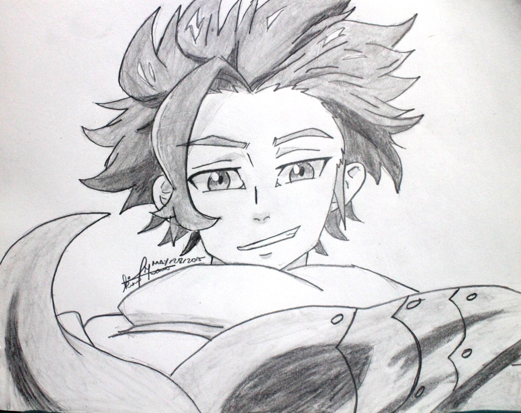 My Sketches Of Nanatsu No Taizai