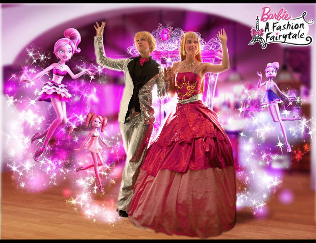 Barbie Movies Images Barbie And Ken A Fashion Fairytale By