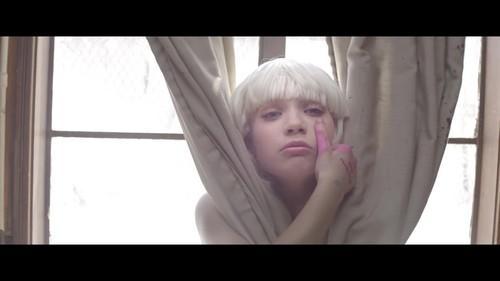 Sia Wallpaper Led Chandelier Music Video