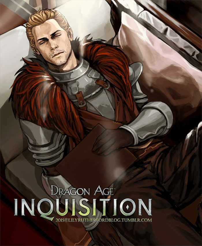 Cullen Rutherford Dragon Age Inquisition