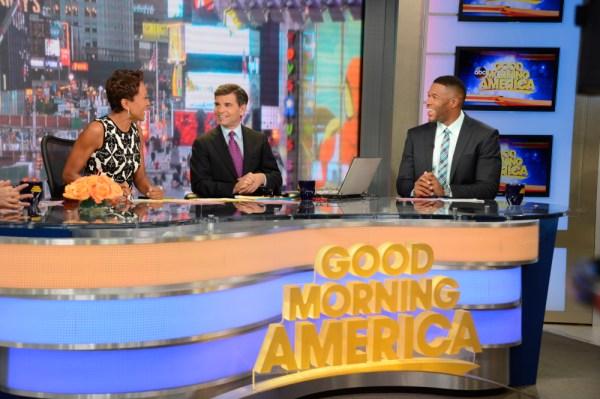 Good Morning America images Good Morning America HD ...