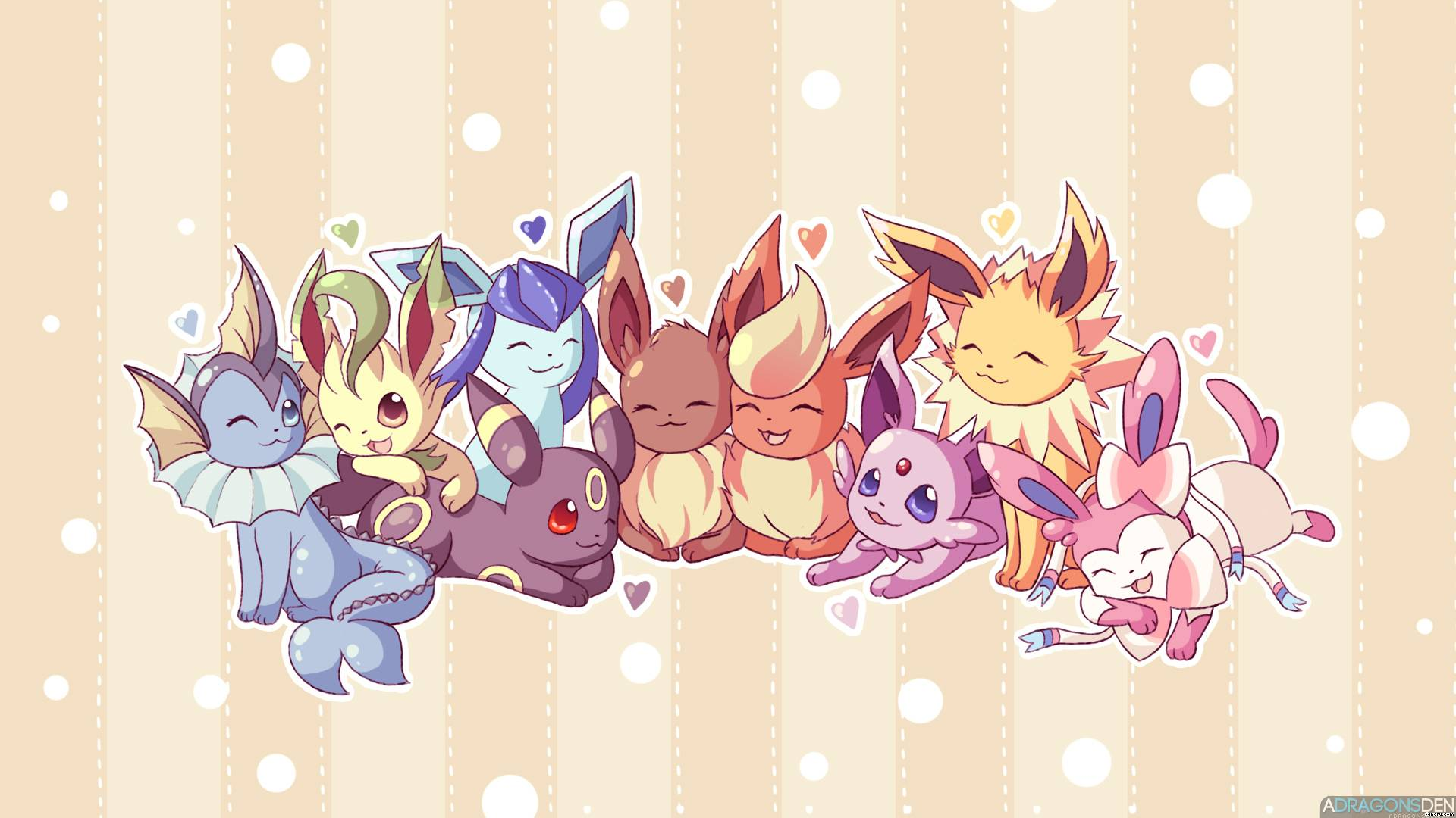 Cute Pokemon Fond D Ecran