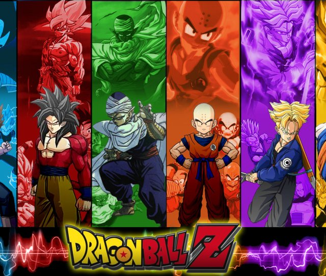 Dragon Ball Z Images Dragon Ball Z Wallpapers Images Hd Wallpaper And Background Photos