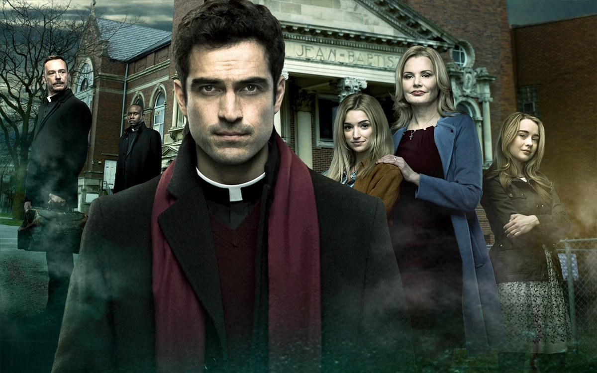 The Exorcist 2016 Raposa Tv Show Alfonso Herrera
