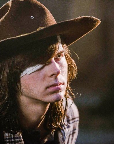 TV Male Characters images Carl Grimes HD wallpaper and ...