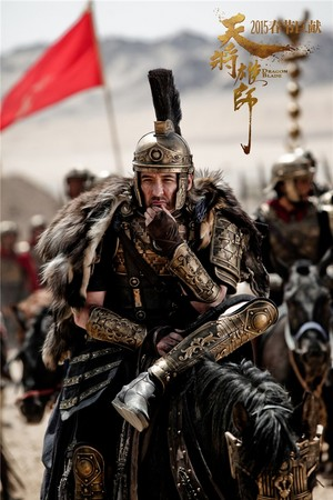Daniel lee directs this epic about a clash of civilizations along the silk road · more reviews · john cusack and jackie chan in 'dragon blade.'. John Cusack - John Cusack Photo (646272) - Fanpop