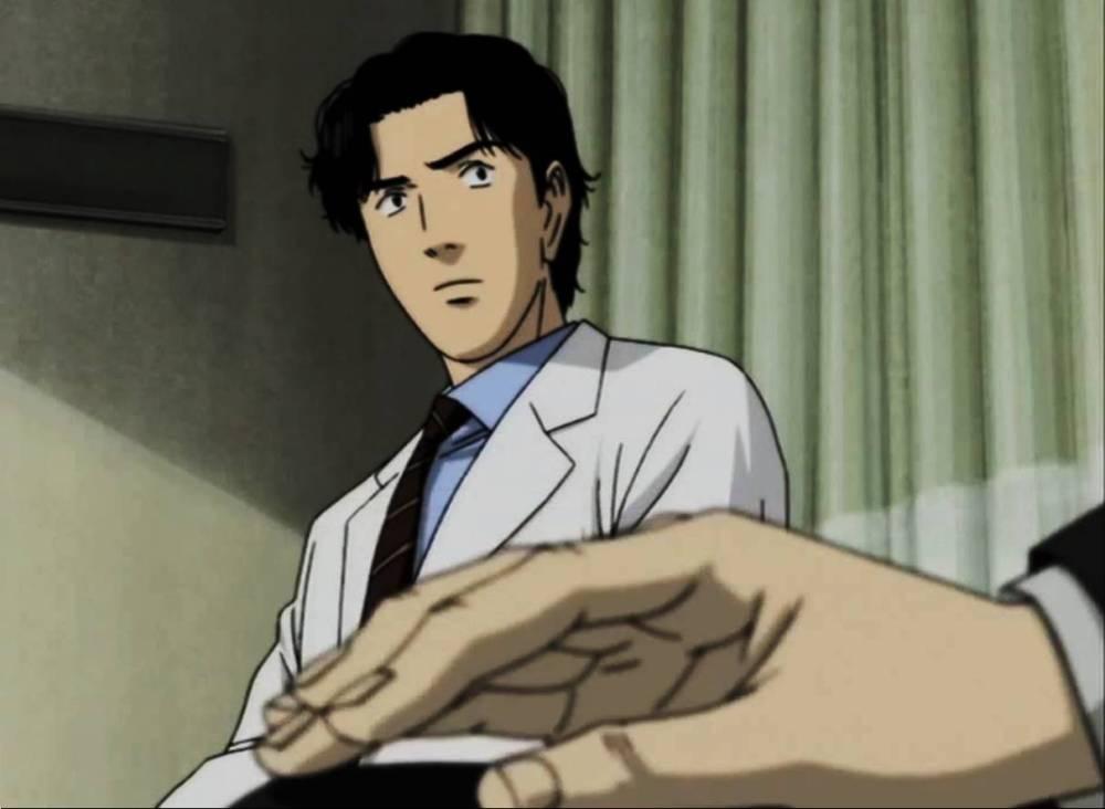 dr. tenma
