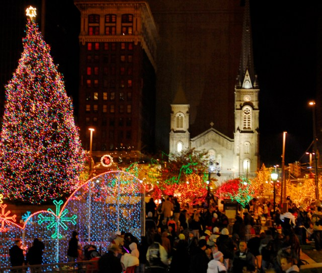 Josepinejackson Images Christmas In Cleveland Hd Wallpaper And Background Photos