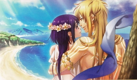 How do you feel about the couple Yui and Apollon? Poll ...