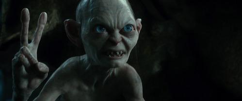 Bilderesultat for The hobbit pics gollum