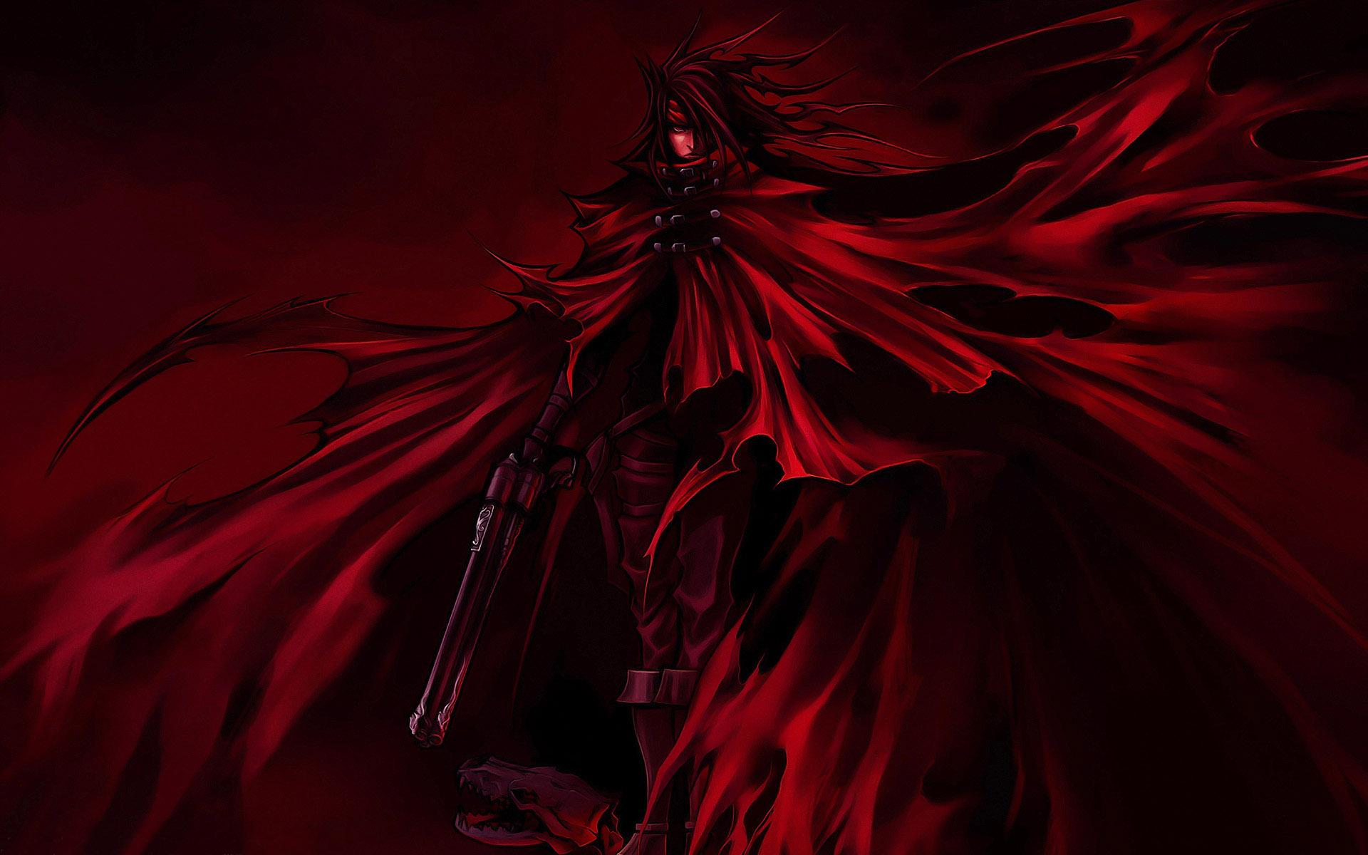 Vincent Valentine HD Wallpaper Background Image