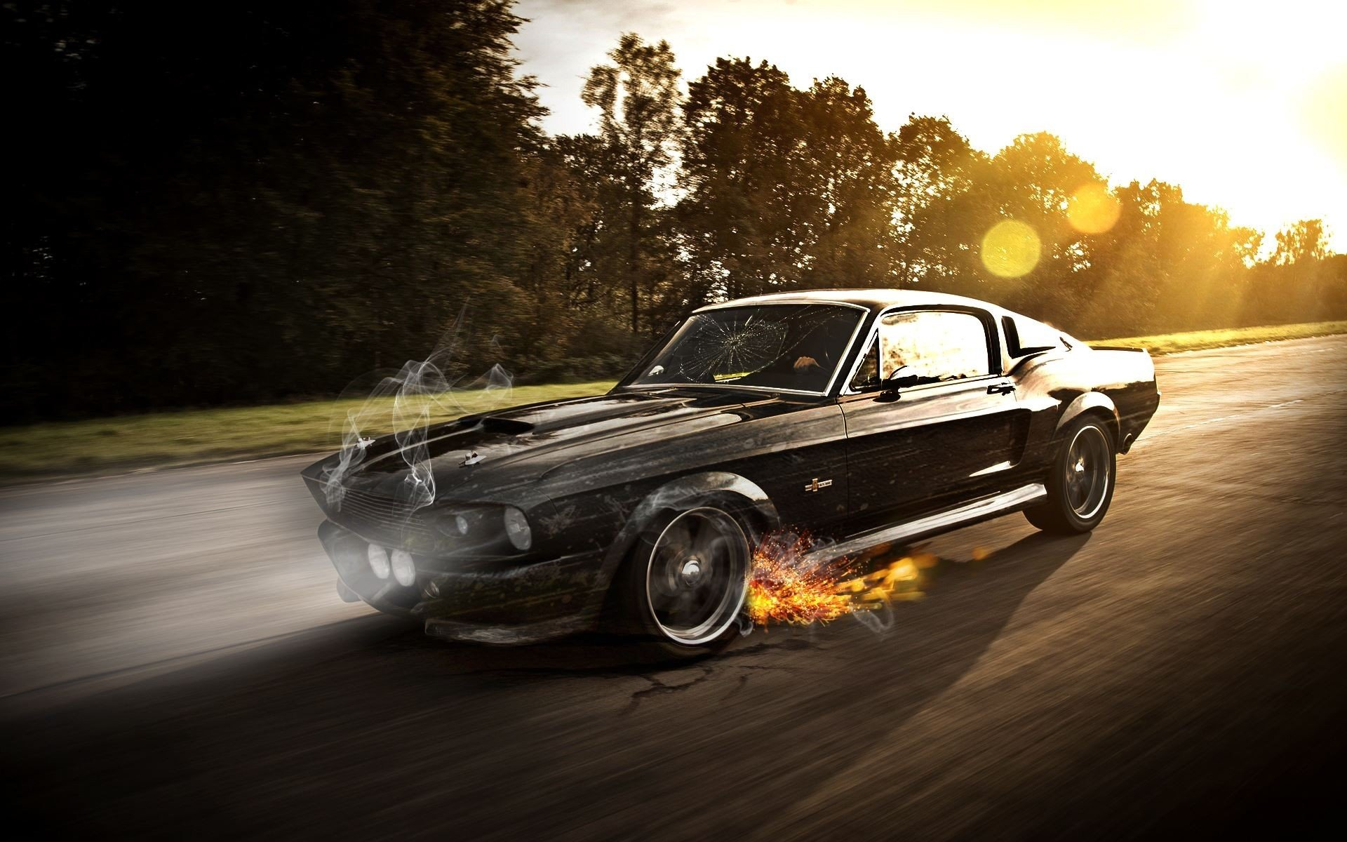Gearheads put your hands down. 2000 Muscle Car Hd Wallpapers Background Images