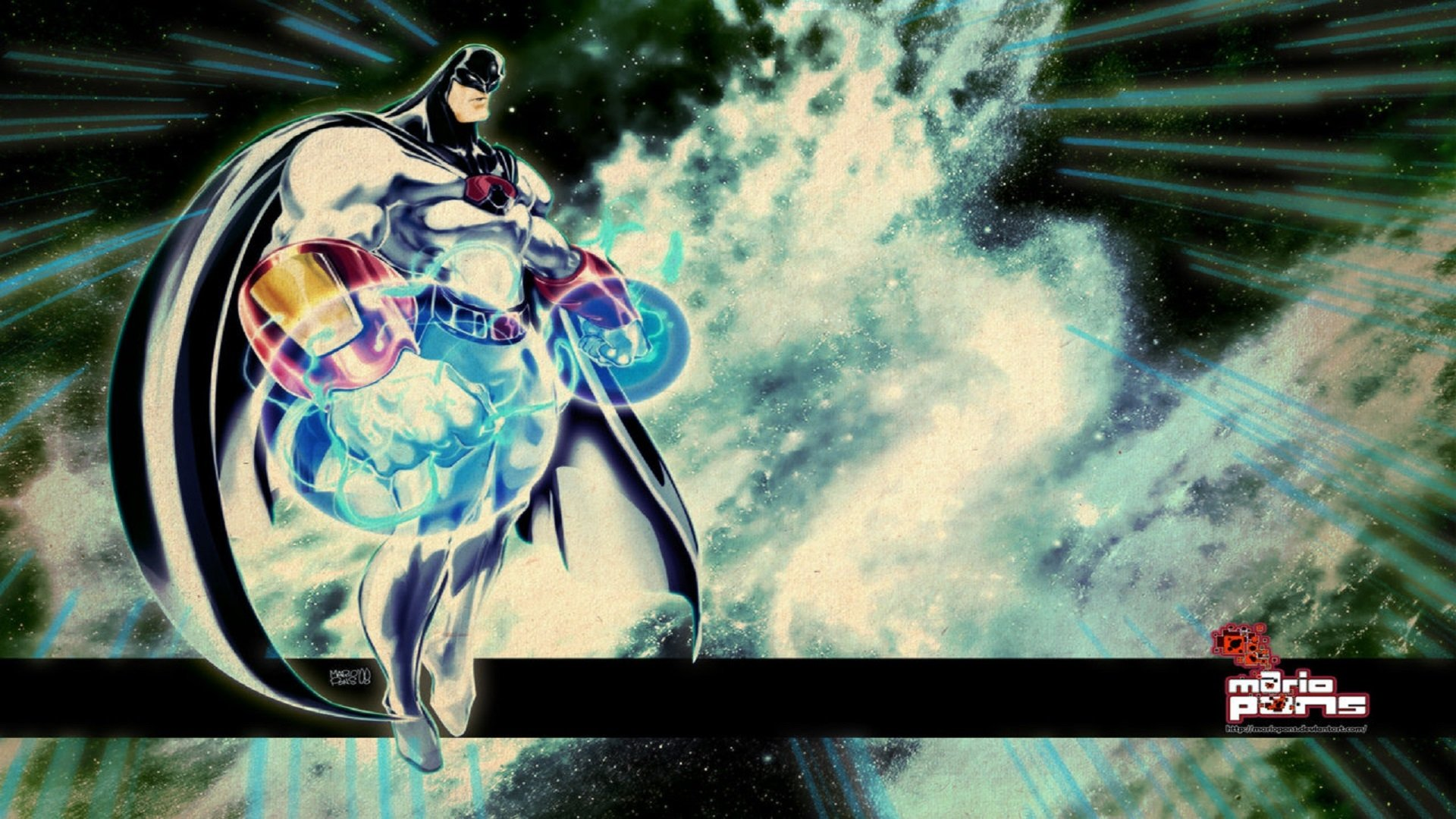 Space Ghost Full HD Wallpaper And Background Image