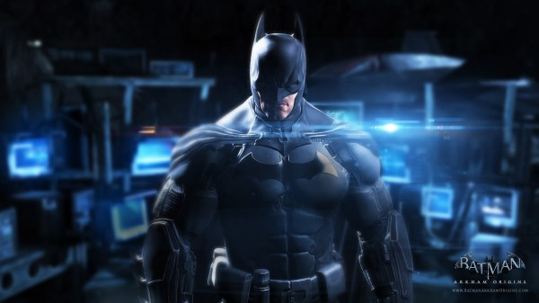 Batman Arkham Origins HD Wallpaper Background Image
