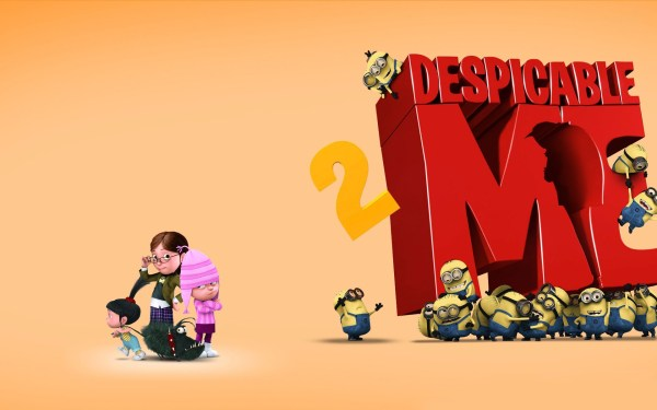 216 Despicable Me 2 HD Wallpapers | Backgrounds ...