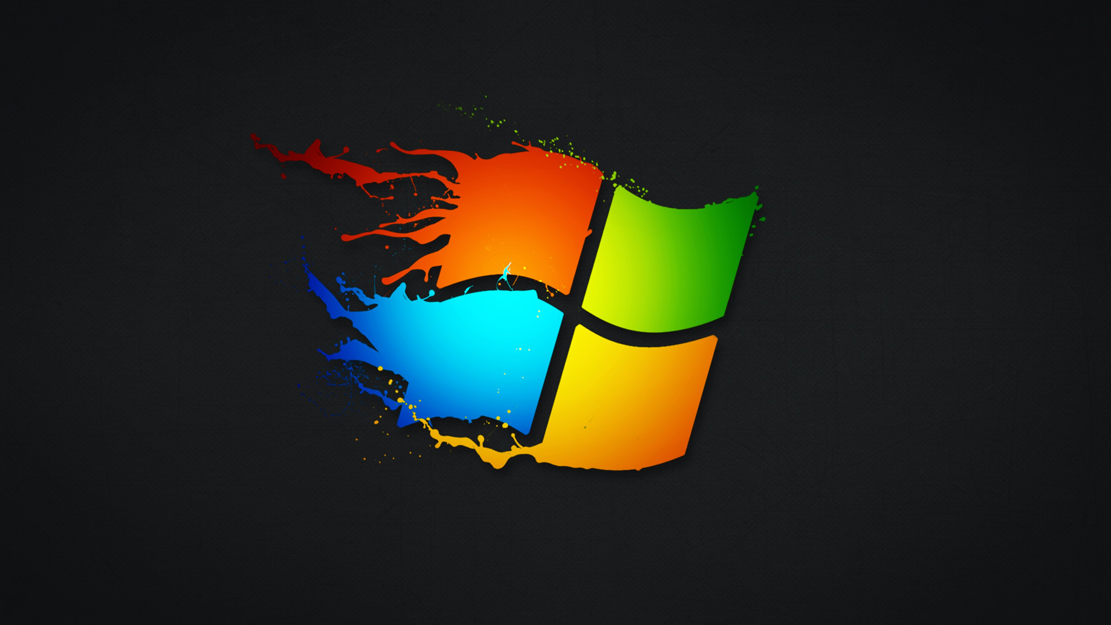Windows Logo 4k Ultra HD Wallpaper Background Image