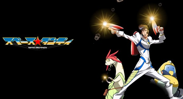 Space Dandy HD Wallpaper Background Image 2000x1080
