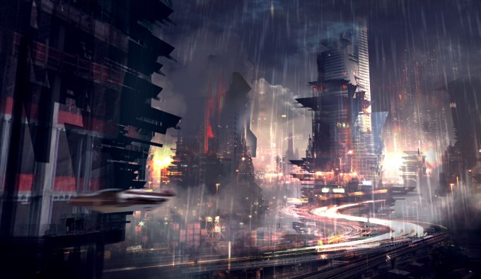 50 Futuristic City Hd Wallpapers Background Images Wallpaper Abyss