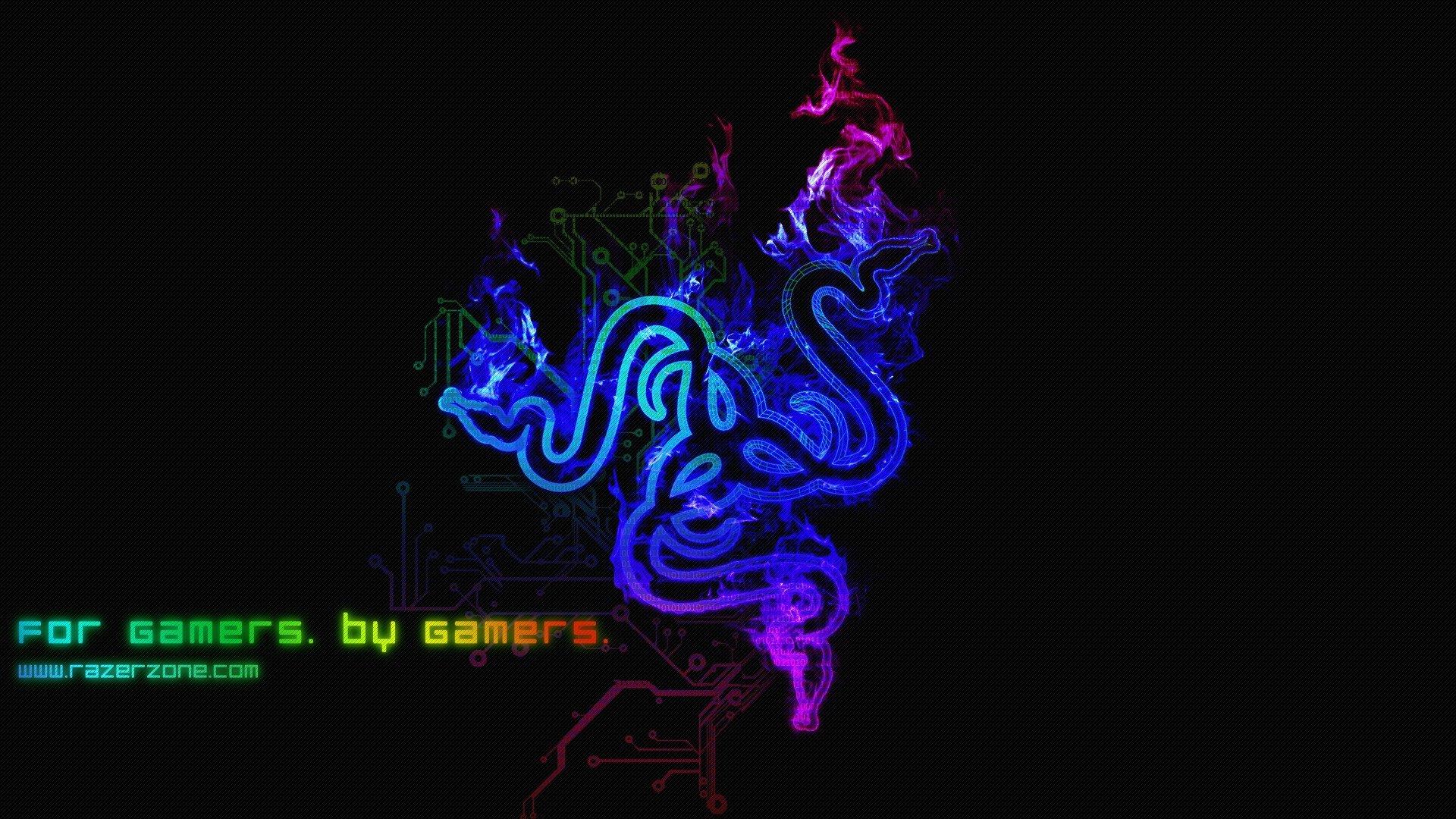 Razer HD Wallpaper Hintergrund 1920x1080 ID756371
