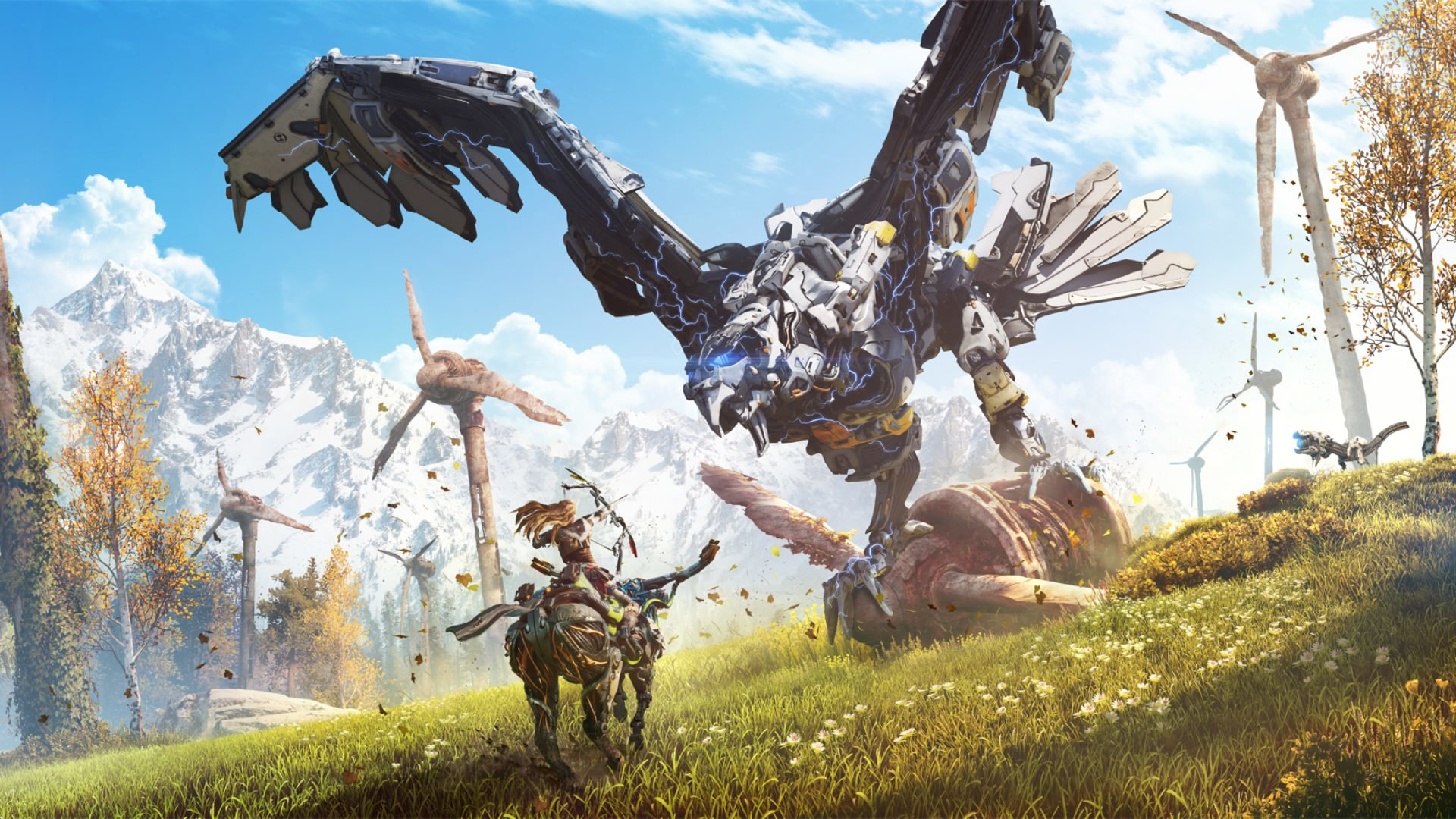161 Horizon Zero Dawn HD Wallpapers   Background Images   Wallpaper     Horizon Zero Dawn      HD Wallpaper   Background Image ID 800857