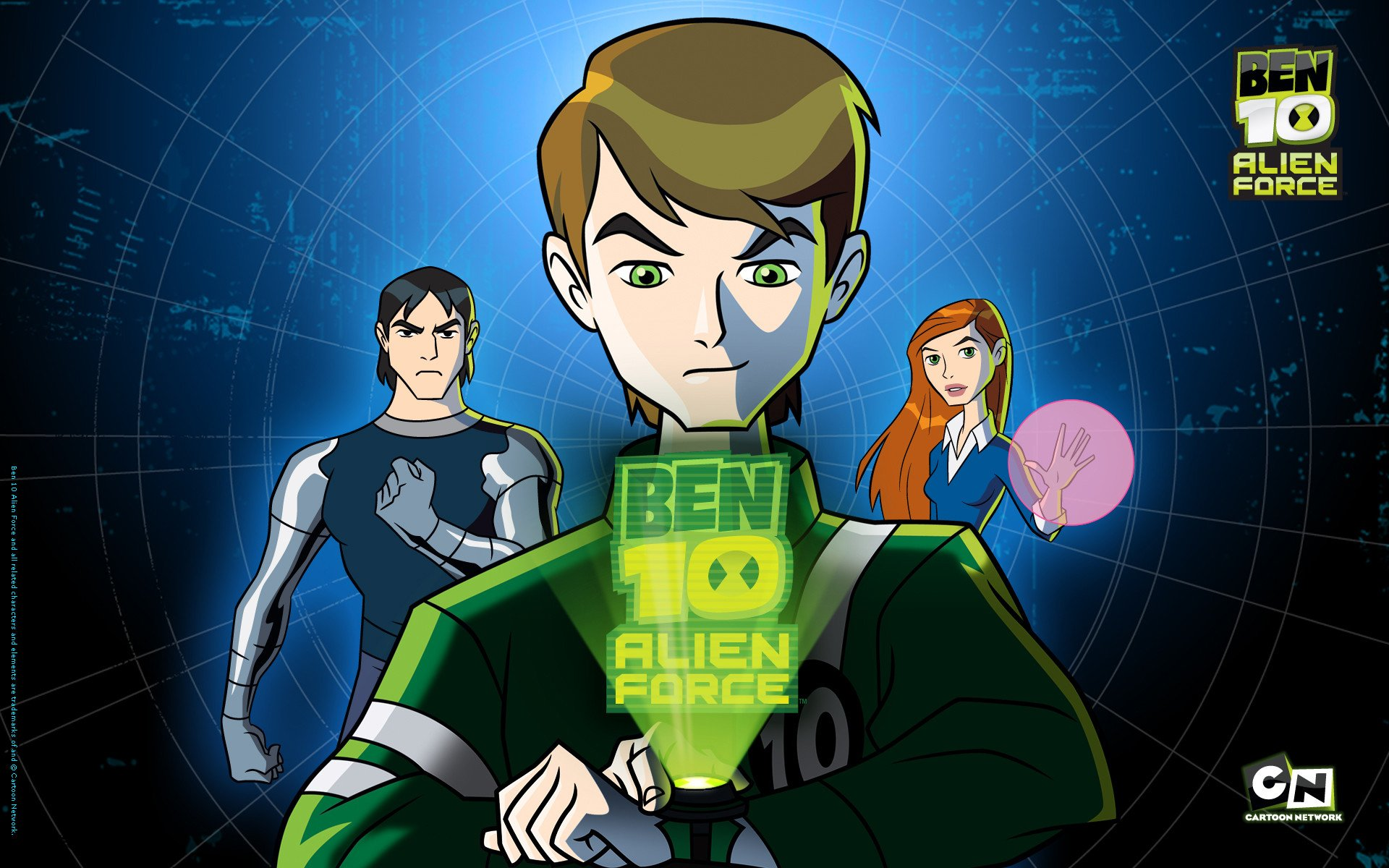 5 Ben 10 Alien Force Hd Wallpapers Background Images Wallpaper Abyss