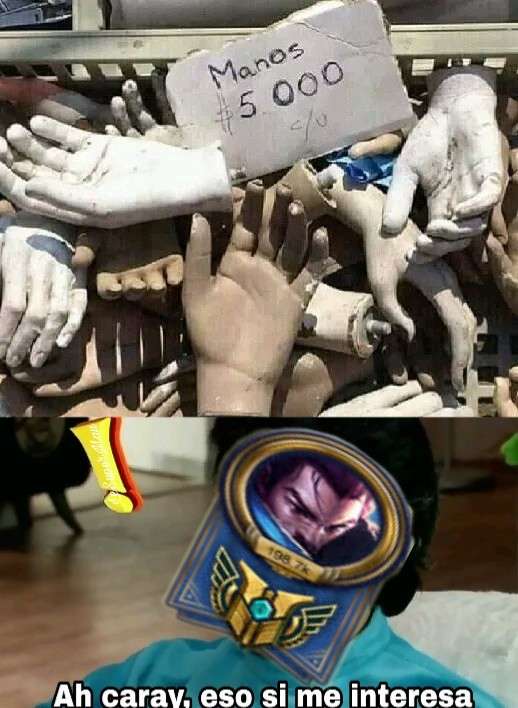 Top Memes De League Of Legends En Espaol Memedroid