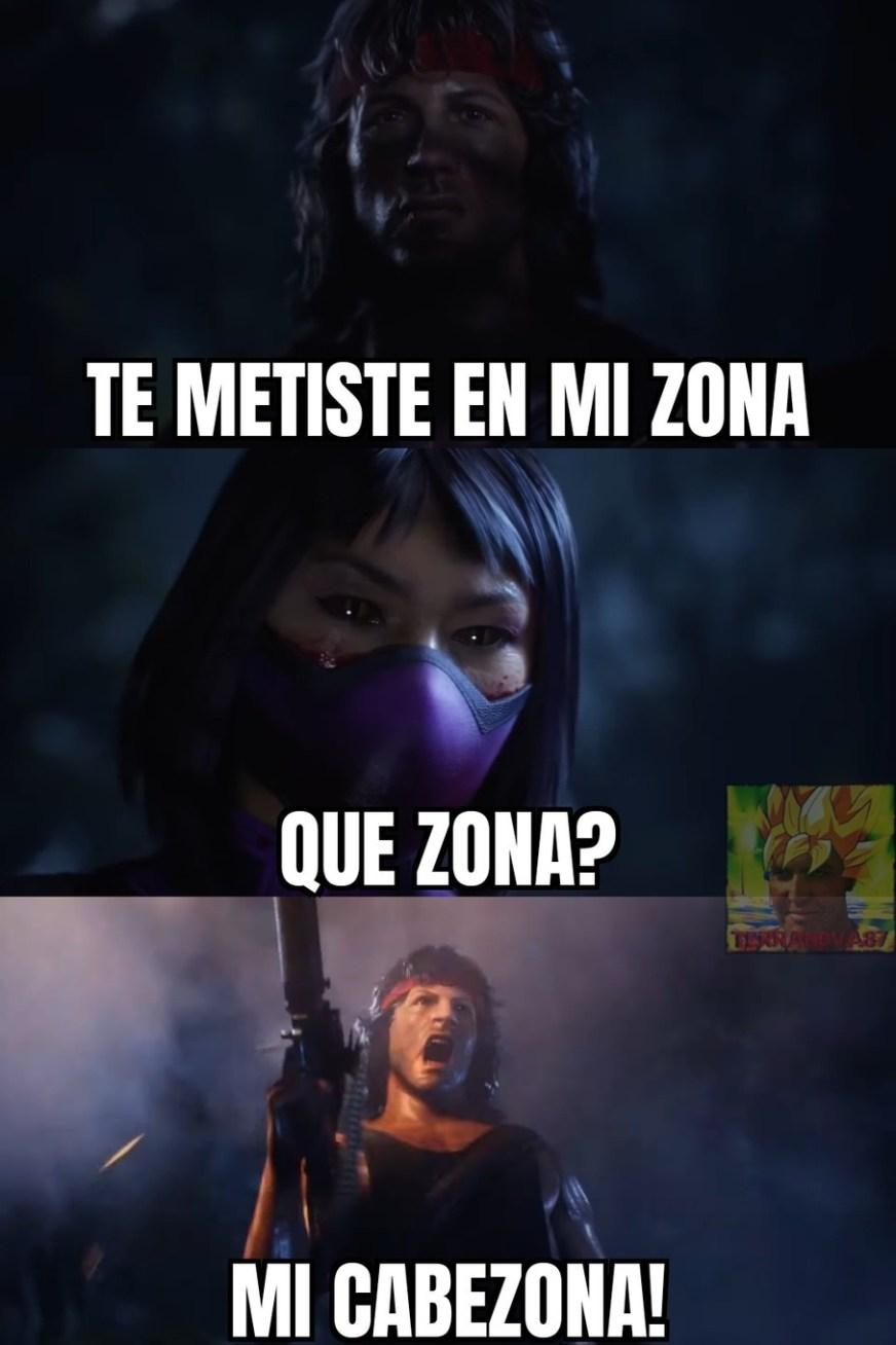 Top memes de rambo en español :) Memedroid
