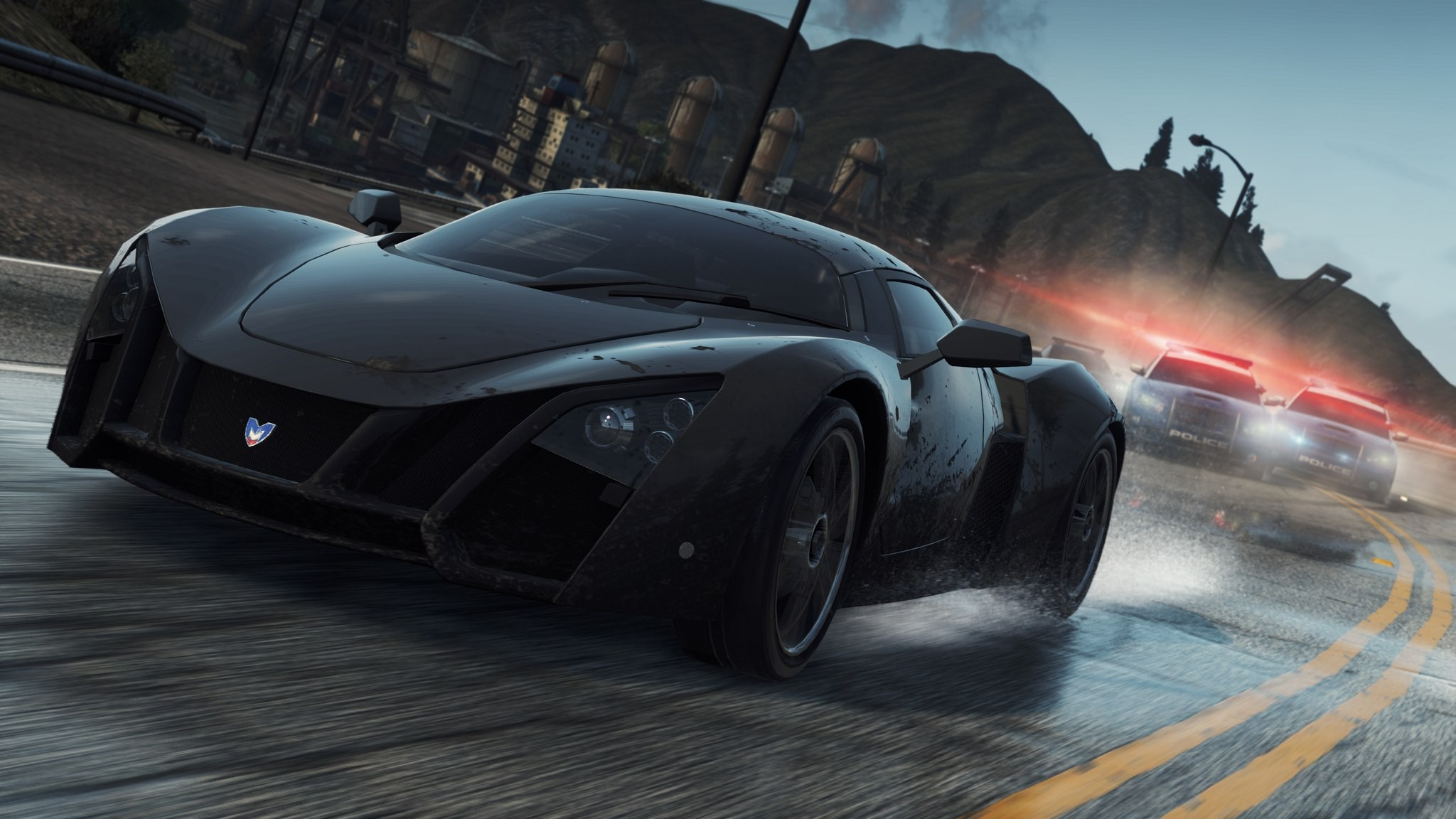 Need For Speed Most Wanted Fond Dcran HD Arrire Plan