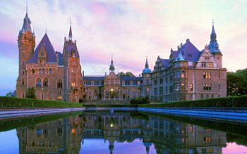 272 Castles / Poland HD Wallpapers | Backgrounds - Wallpaper ...