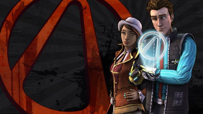 Image result for tales from the borderlands wallpaper
