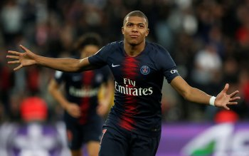 75 kylian mbappe hd wallpapers