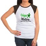 Cerebral Palsy HopeMatters Women's Cap Sleeve T-Sh