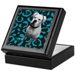 DOG POP ART Keepsake Box