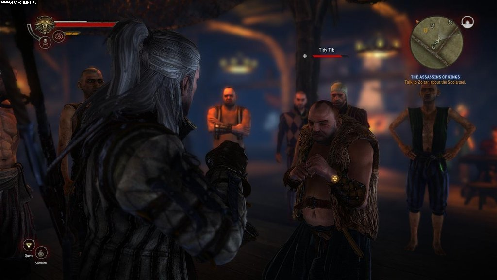 The Witcher 2: Assassins of Kings torrent