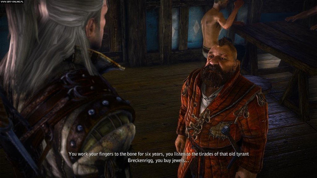 The Witcher 2: Assassins of Kings crack