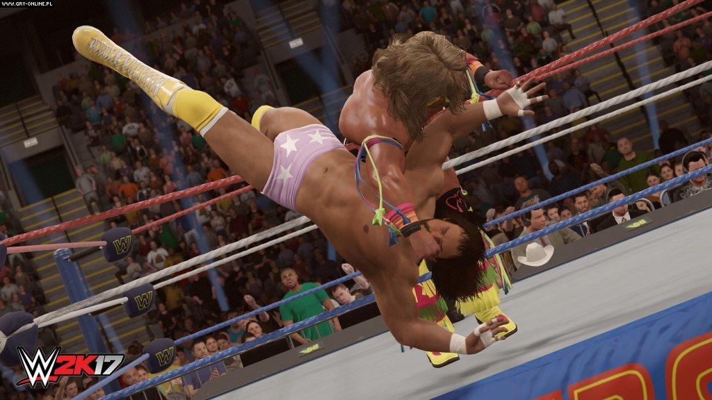 WWE 2K17 crack