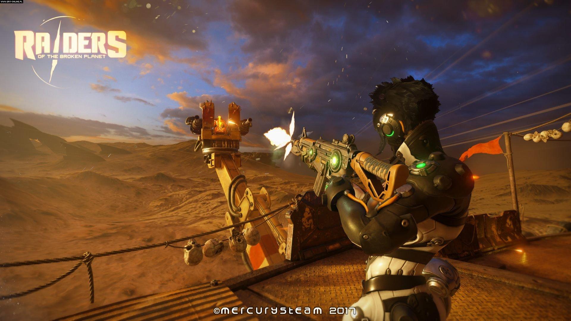 Raiders of the Broken Planet torrent